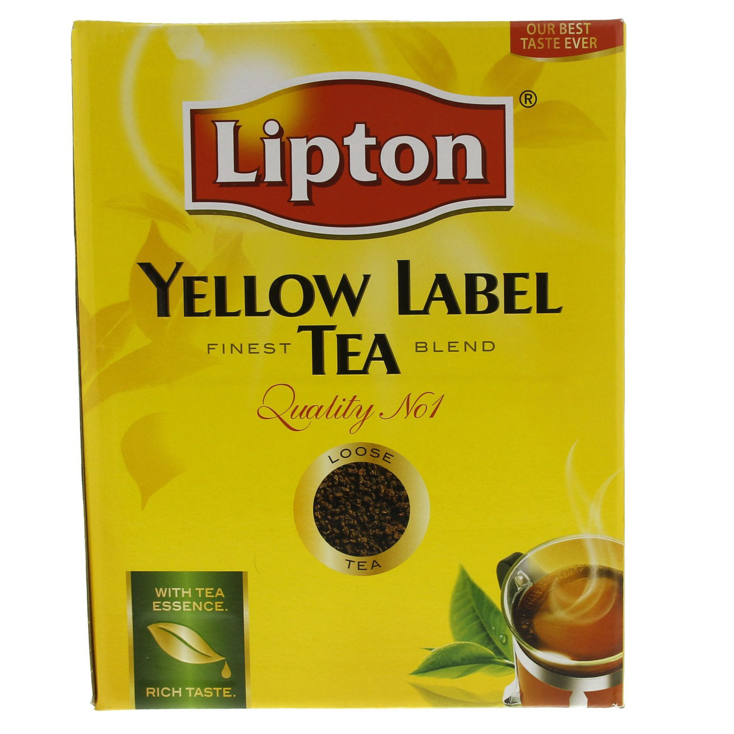 marketing plan of lipton yellow label tea The marketing strategy for a tea business plan also depends on the specific nature of the company and its business model a wholesale tea company that sells directly to retailers may focus on building its brand awareness and attending trade shows.